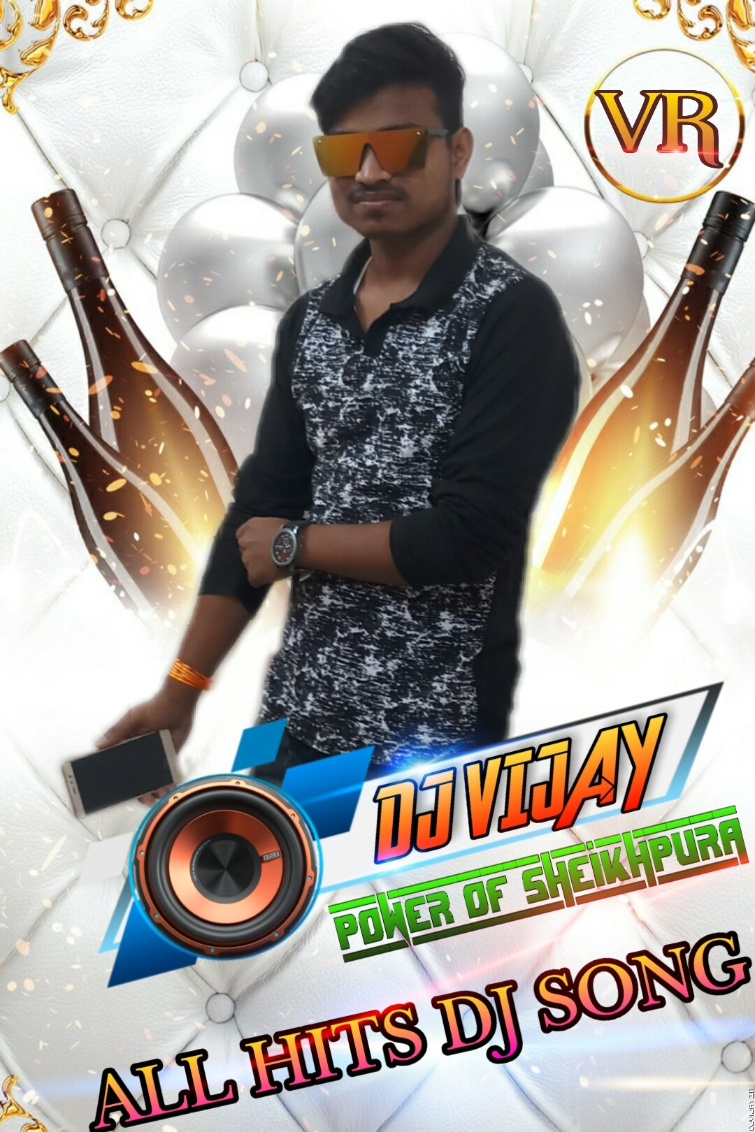 Dj Vijay Album Photo